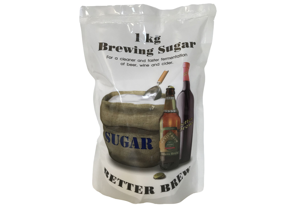 Better Brew Bryggsocker 1kg