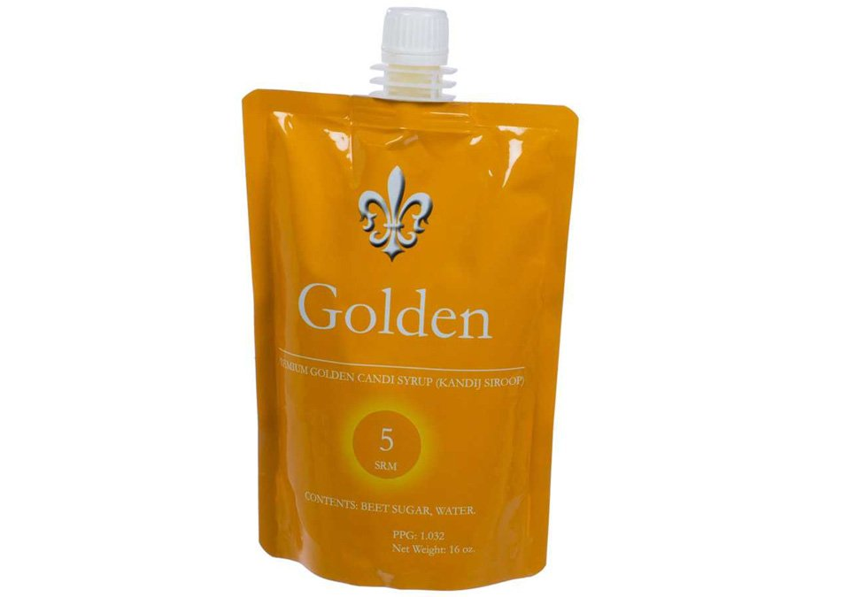 Candi Syrup Golden 16oz/454g