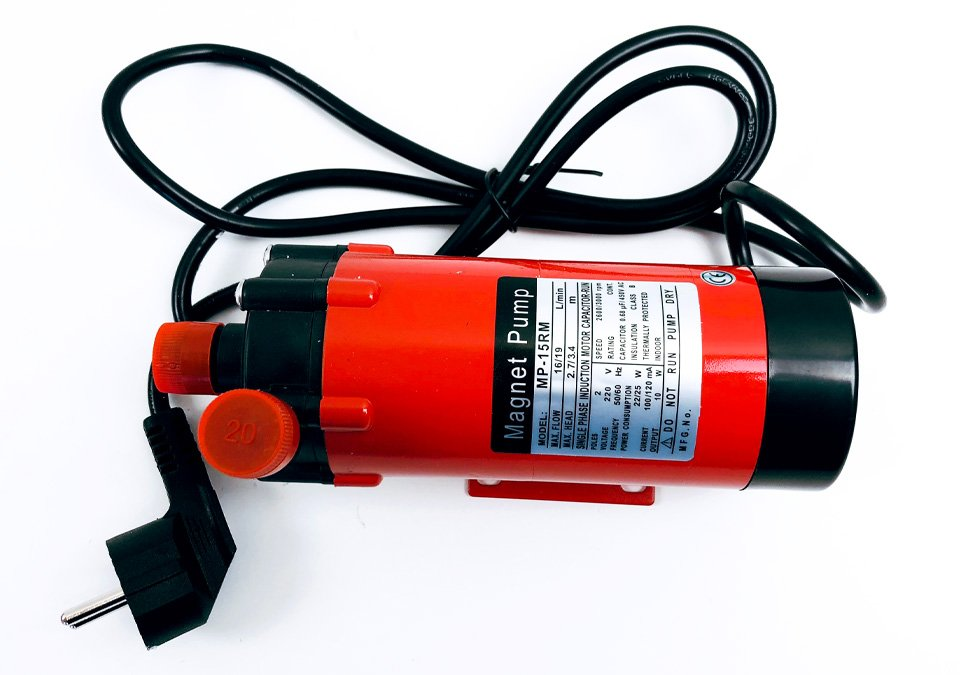 Magnetpump MP-15RM Plastic Head