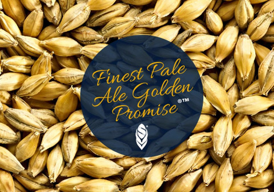 Simpsons Golden Promise Pale Ale Malt 2,5kg Krossad