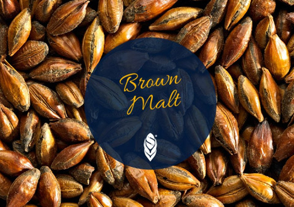 Simpsons Brown Malt 2kg Krossad