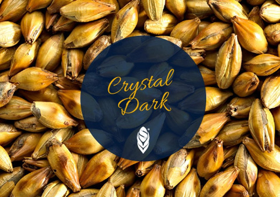 Simpsons Crystal Dark Malt 2kg Krossad