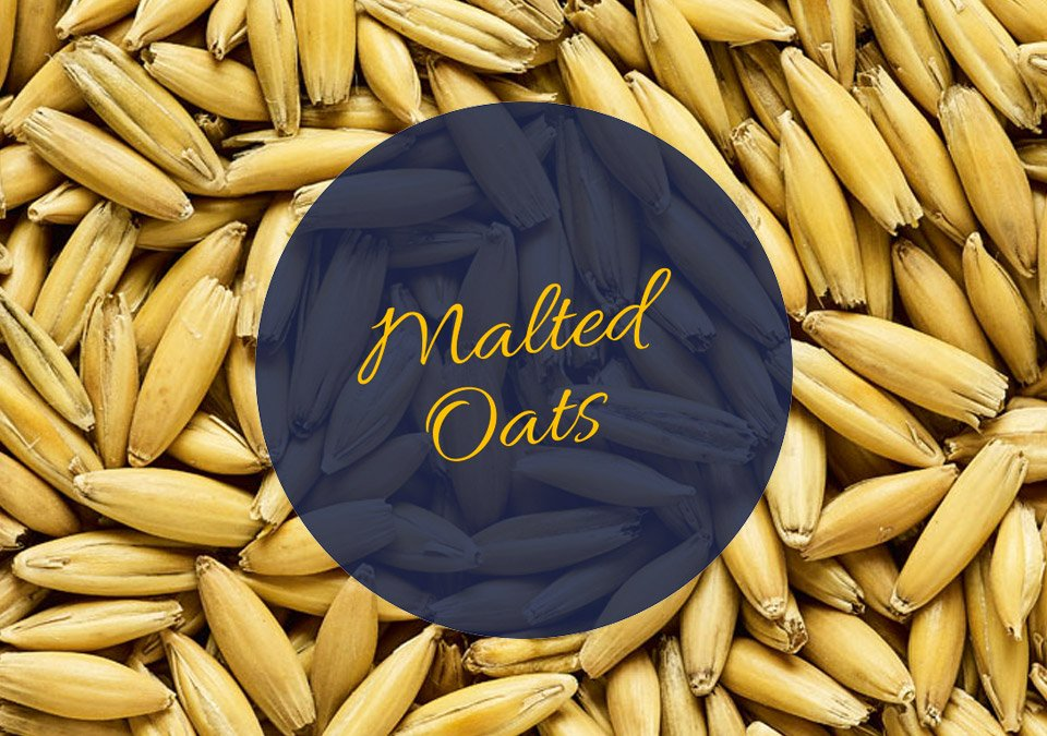 Simpsons Malted Oats 2kg Krossad