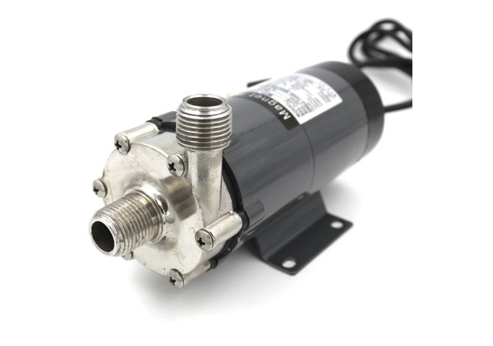 Magnetpump MP-15RM Stainless Steel Head
