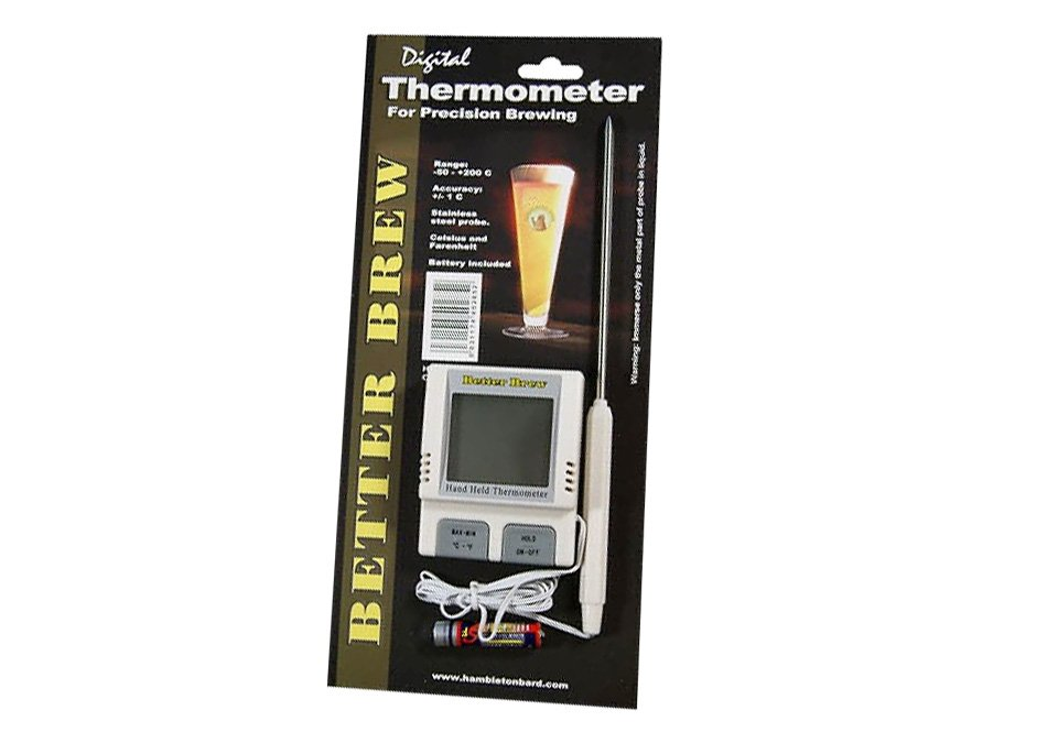Better Brew Digital Termometer