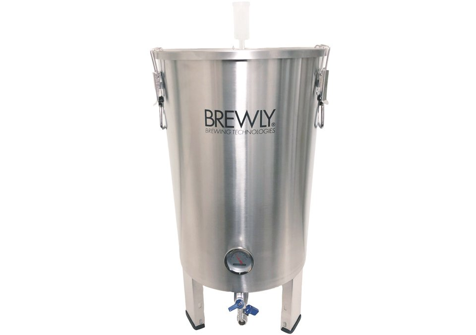 Brewly 30L Conical Fermenter Jästank