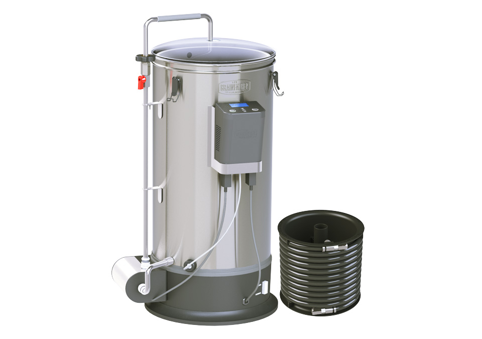 Grainfather Connect G30 Bryggverk 30L
